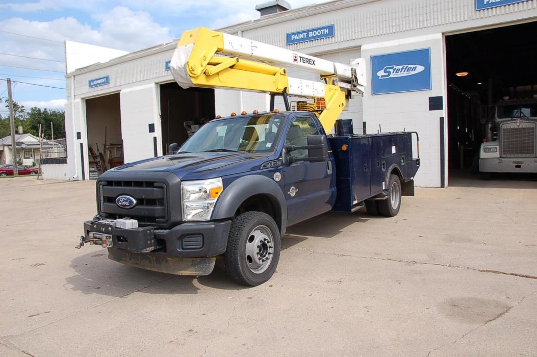 2011 Ford F550 Sd Bucket Truck - Boom Truck