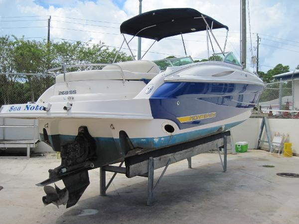 Bowrider boats for sale in stuart florida for Monterey sport fishing