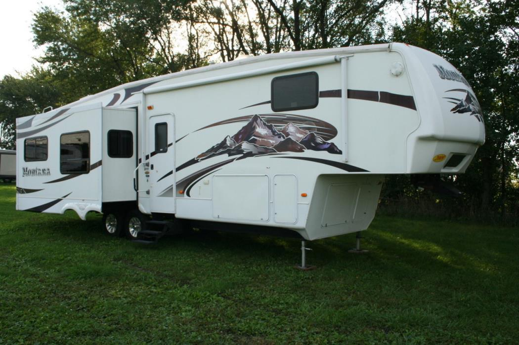 Keystone Montana 10th Anniversary 3665re Rvs For Sale