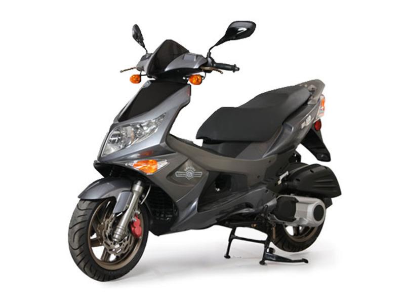2010 Genuine Scooter Company BUDDY 125