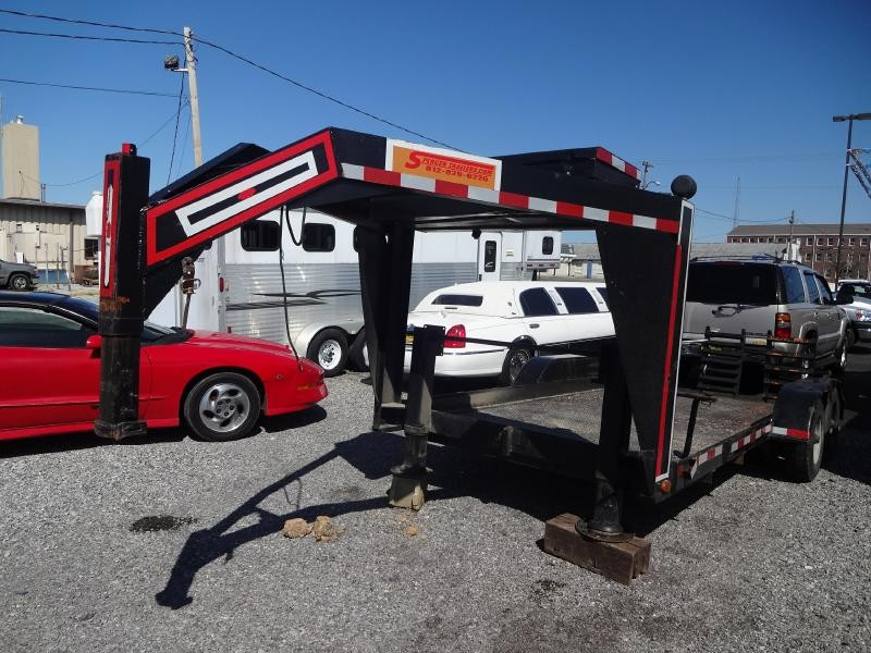 2009 HOMEMADE TRAILER 14 ft fifth wheel