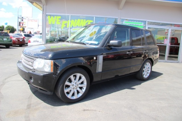 2006 Land Rover Range Rover 4dr Wgn SC (CLICKITAUTOANDRVVALLEY)