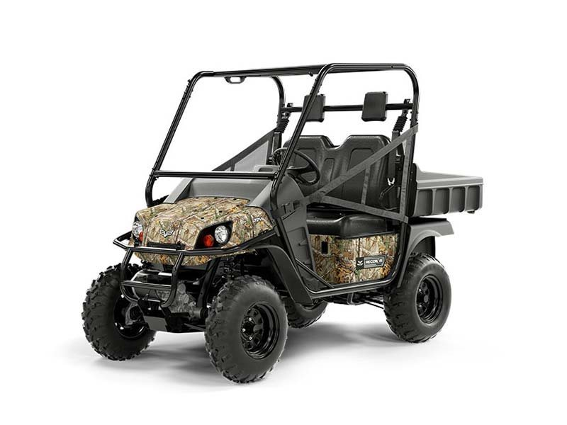 2017 Bad Boy Off Road Recoil iS 2-Passenger Camo