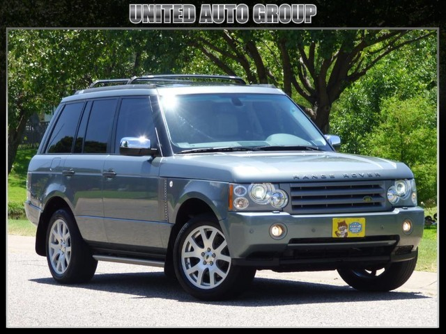 2007 Land Rover Range Rover HSE AWD NAVIGATION, BACK UP CAMERA, HEATED SEATS, POWER RUNNING BOARDS
