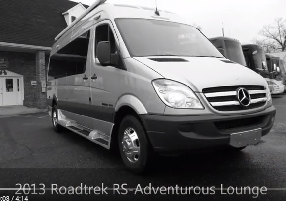 2013 Roadtrek ADVENTUROUS RS