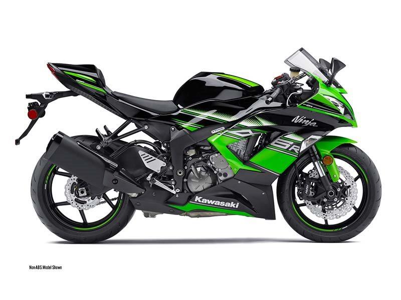 2016  Kawasaki  Ninja ZX™-6R KRT Edition
