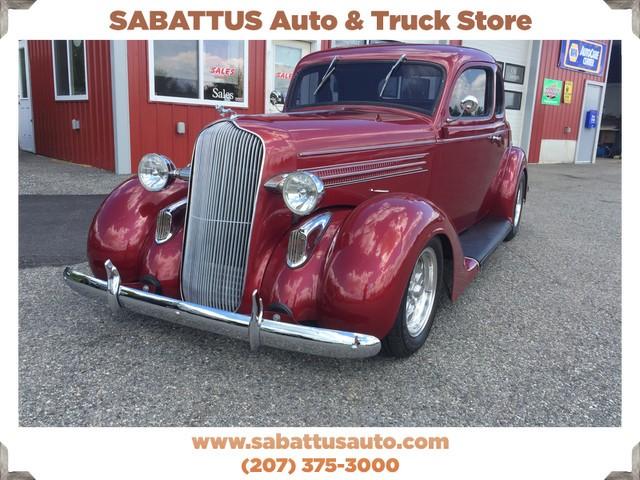 1936 Antique Dodge Coupe w/ all drive drive train