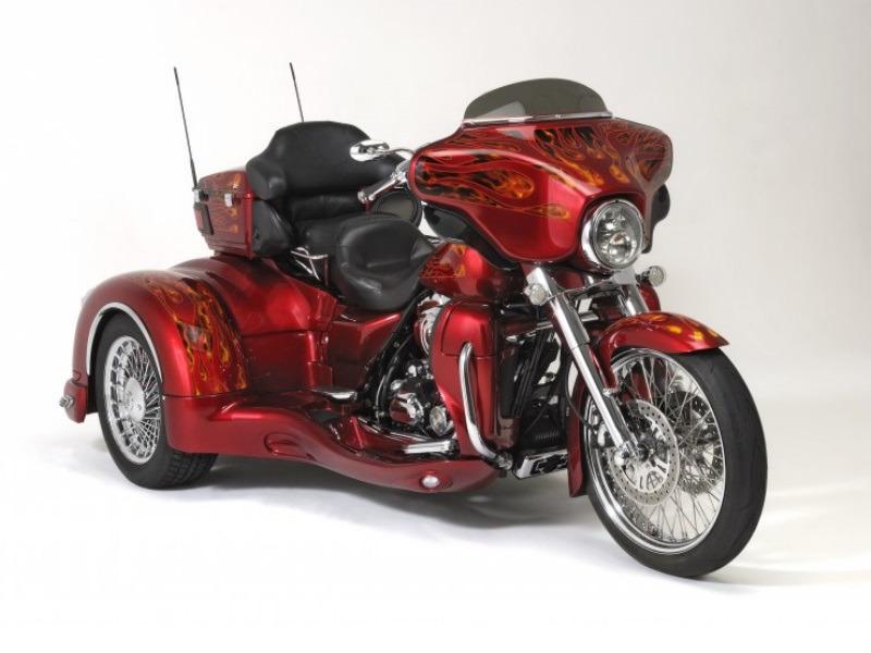 1998 California Sidecar GL1500 SE