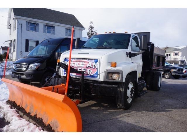 2006 Gmc Topkick C7500 Plow Truck - Spreader Truck