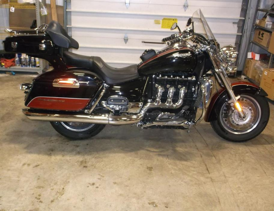 triumph rocket iii motorcycles for sale in maryland. Black Bedroom Furniture Sets. Home Design Ideas