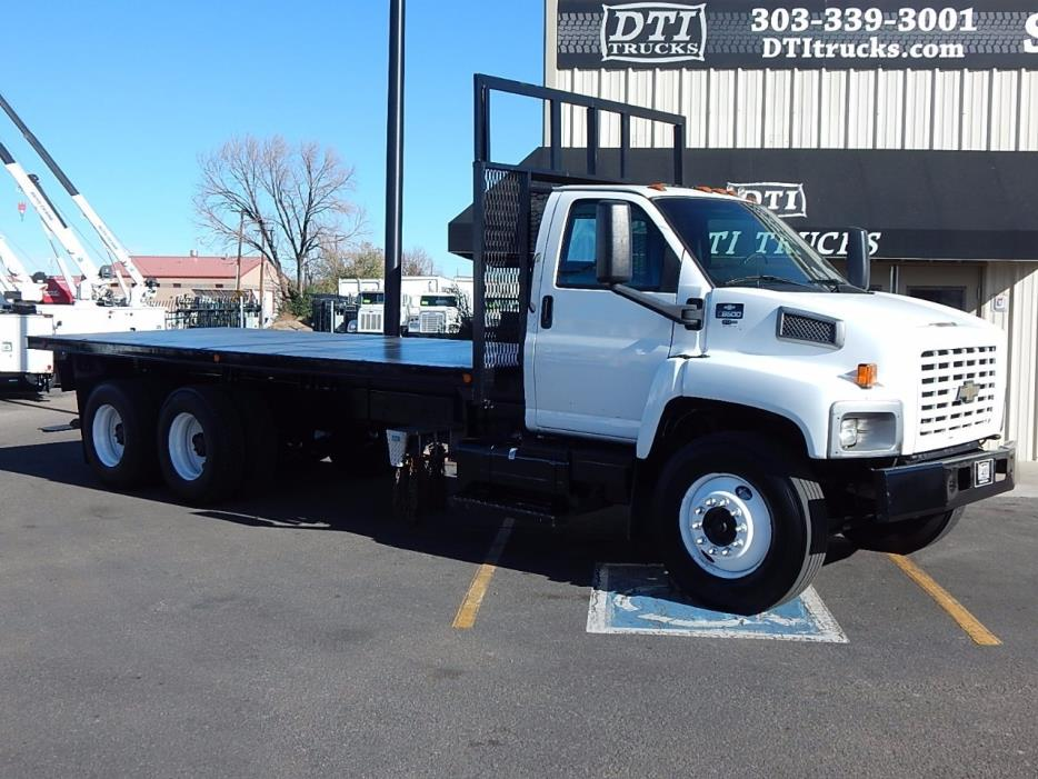 2003 Chevrolet C8500 Flatbed Truck