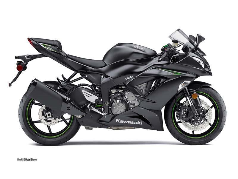 2016  Kawasaki  Ninja ZX™-6R