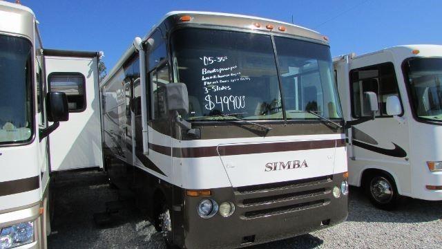 2005 Safari SIMBA 37 PCT