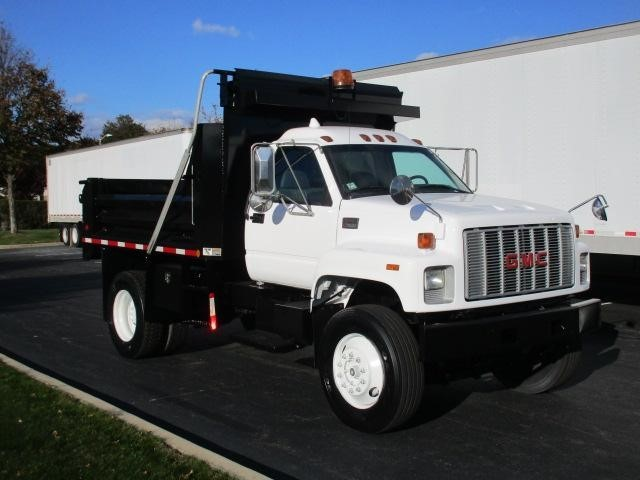 2002 Gmc Topkick C7500  Dump Truck