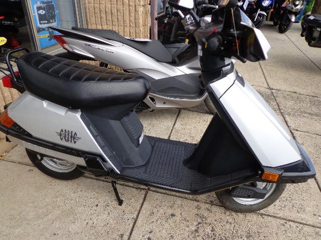 2005  Honda  Elite 80