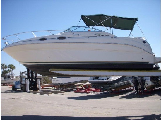 1999 Sea Ray 260 Sundancer