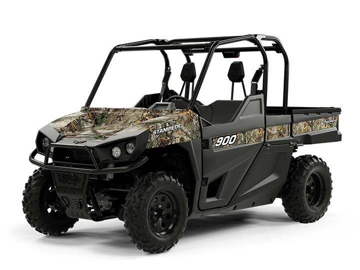 2017 Bad Boy Off Road Stampede EPS Camo