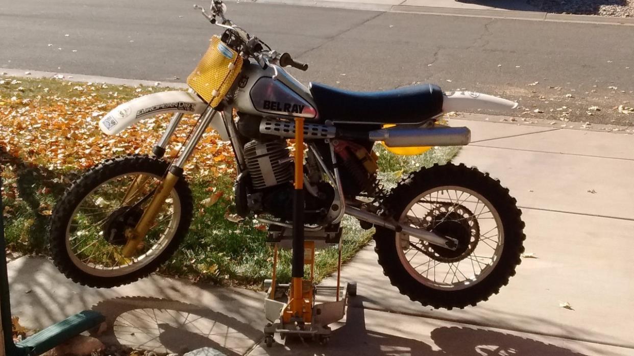 1984 Husqvarna 500 WR