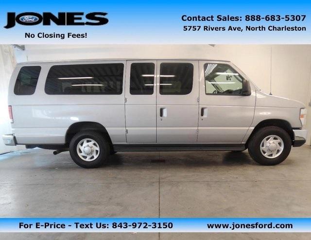 2014 Ford Econoline Wagon  Van