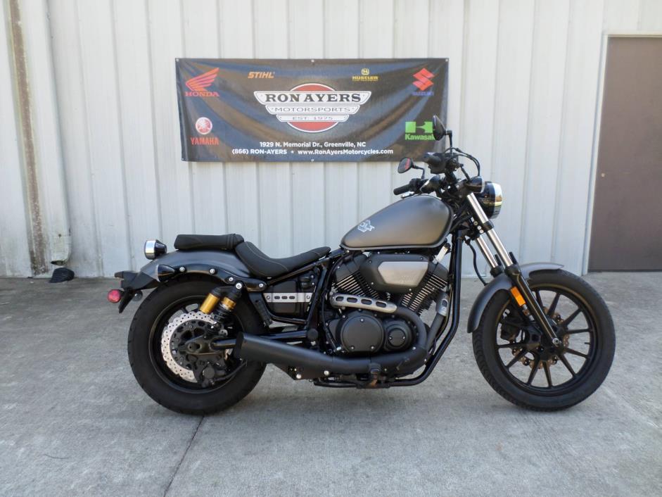 yamaha bolt r spec motorcycles for sale in greenville north carolina. Black Bedroom Furniture Sets. Home Design Ideas
