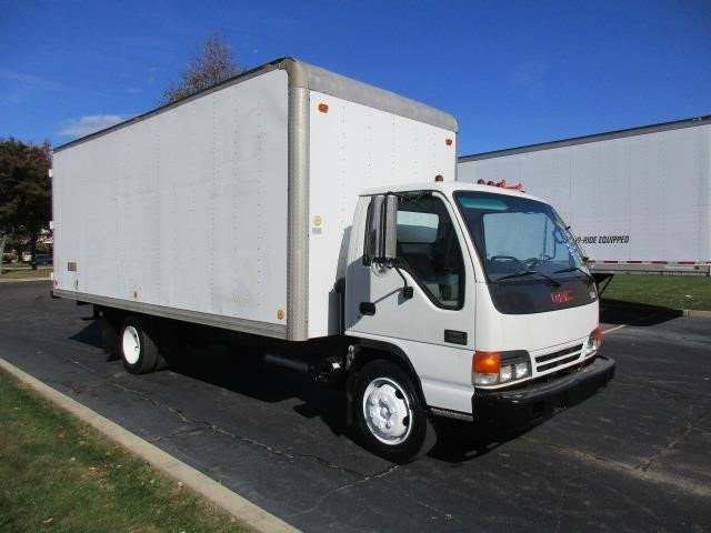 2002 Gmc W5500 Moving Van