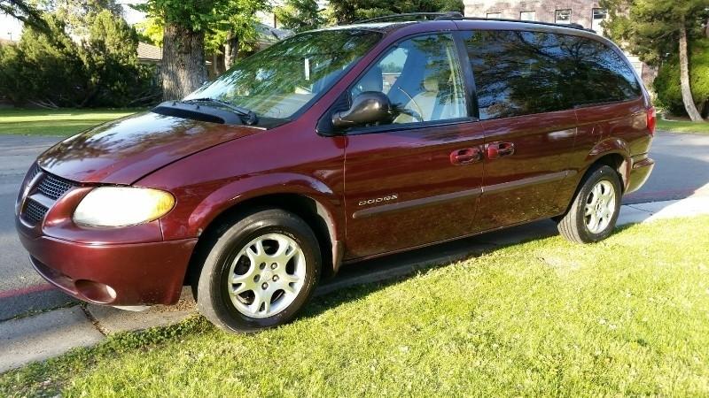 2001 Dodge Caravan 4dr Grand Sport