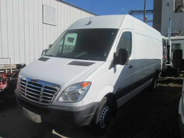 2013 Freightliner Sprinter 3500 Cargo Van
