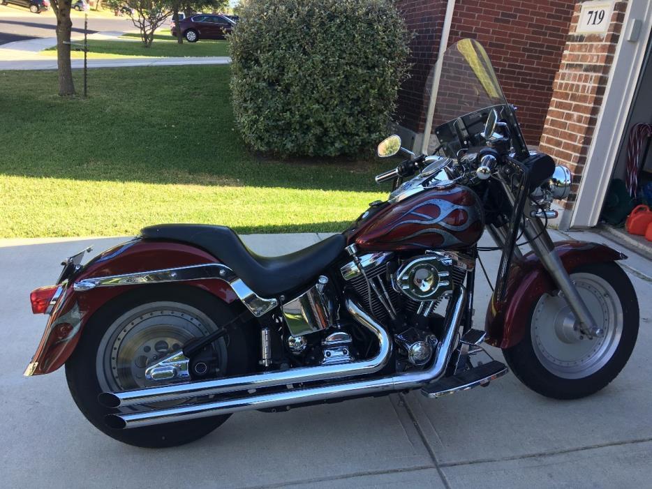 Harley Davidson Fat Boy Motorcycles For Sale In San Antonio Texas