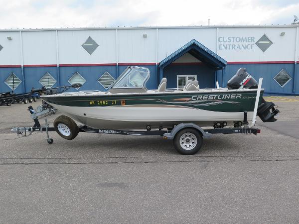 2004 Crestliner 1850 Sportfish
