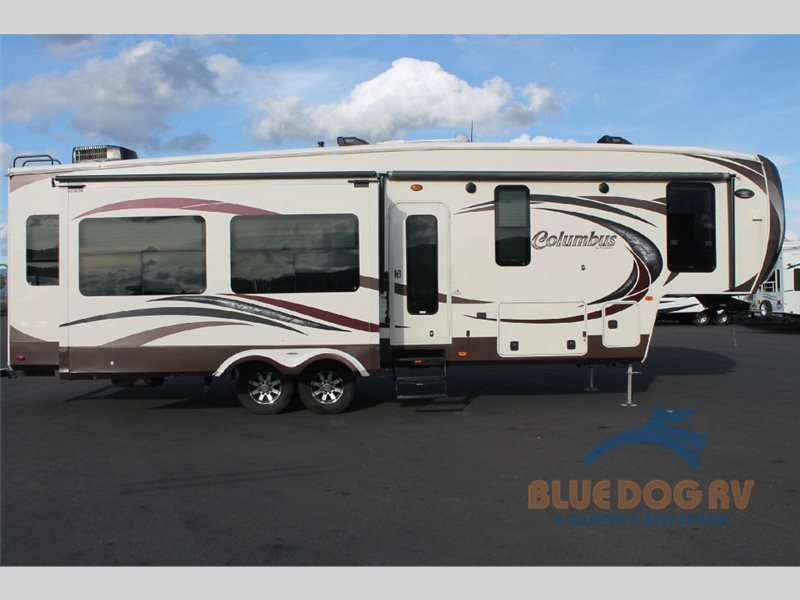 2013 Palomino Columbus F320RS