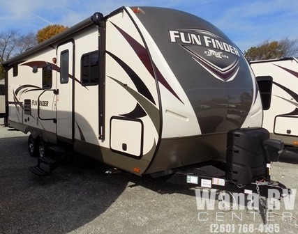 2017 Cruiser Rv Corp FUN FINDER XTREME LITE 23BH