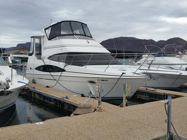 2003 CARVER YACHTS 346 motor yacht