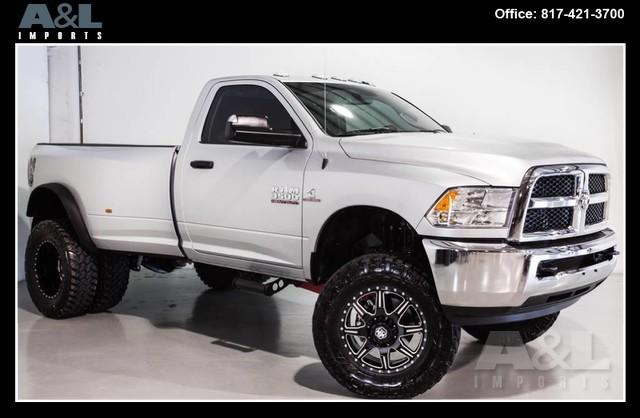 2015 Ram 3500 4x4  Pickup Truck