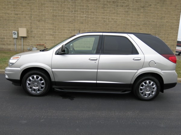 buick rendezvous cx v6 suv cars for sale. Black Bedroom Furniture Sets. Home Design Ideas