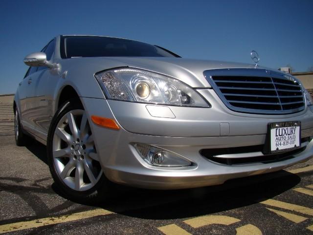 2007 Mercedes Benz S Class 4dr Sdn 5.5L V8 4MATIC