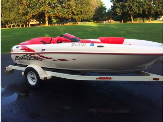 1998 Yamaha Exciter Twin 270