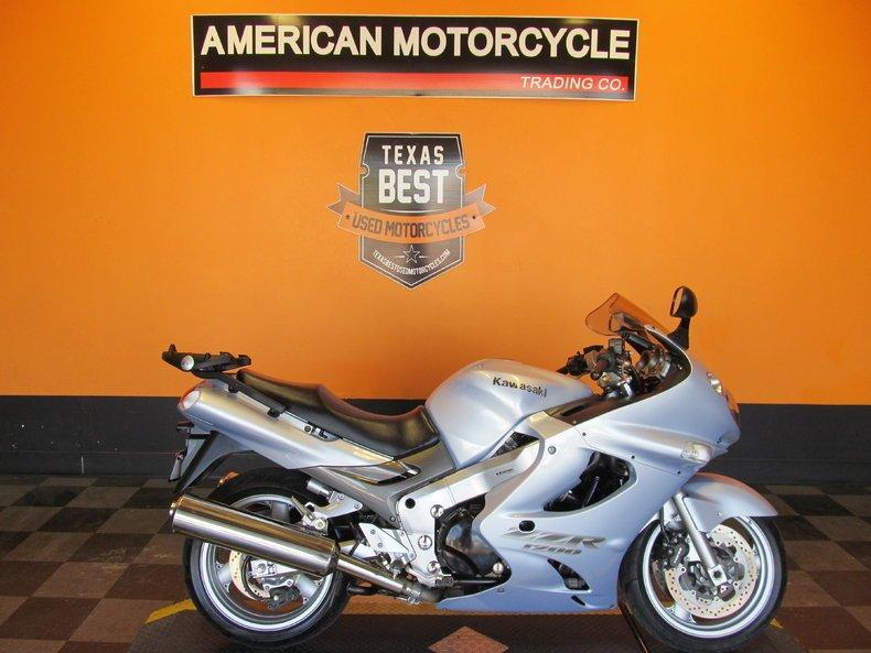 1200cc Kawasaki Ninja Motorcycles For Sale