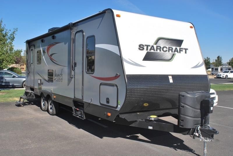 Starcraft LAUNCH 26RLS