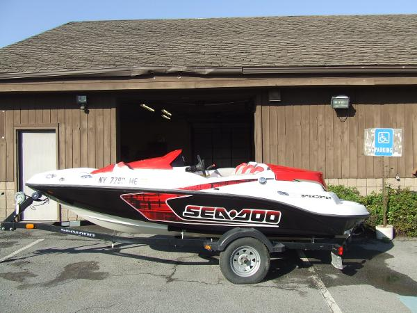 2009 Sea-Doo Sport Boats Speedster 150
