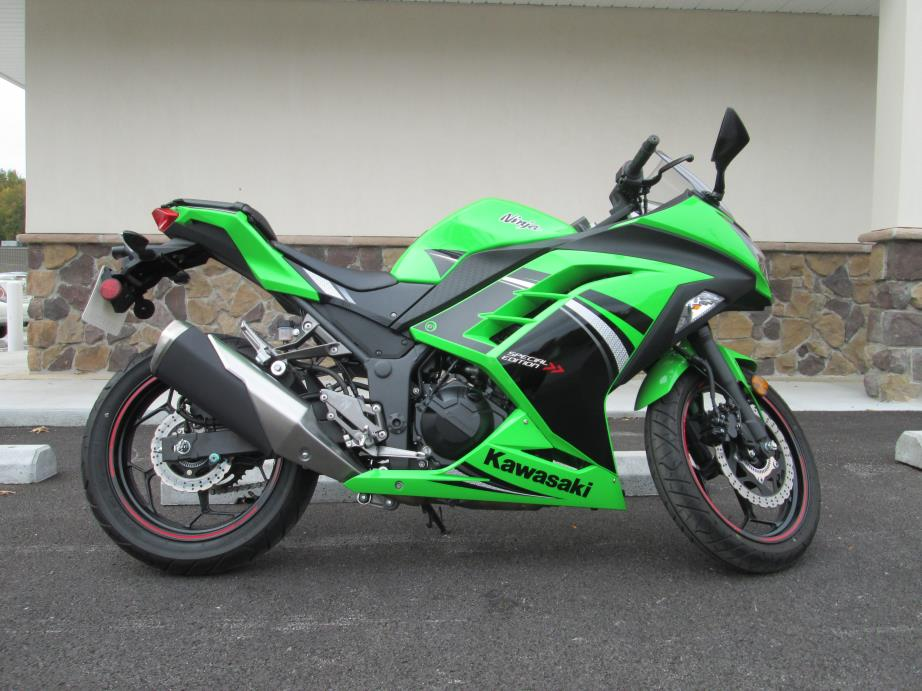 kawasaki ninja 300 abs motorcycles for sale in maryland. Black Bedroom Furniture Sets. Home Design Ideas