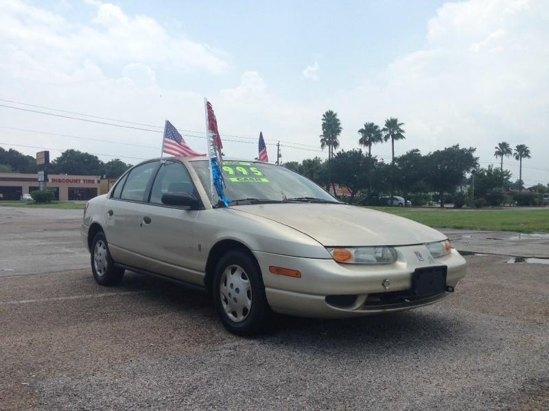 2000 Saturn SL SL1 Auto