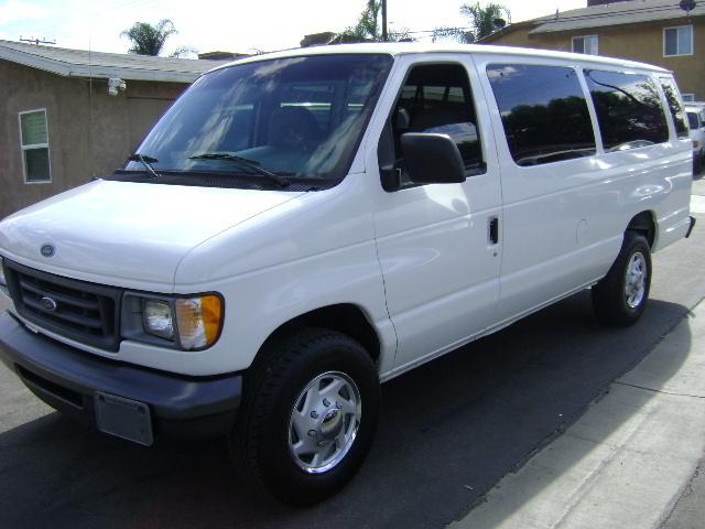 1999 Ford Econoline Cargo Van Cars For Sale