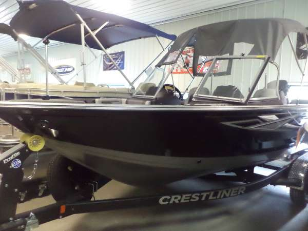 2017 Crestliner 1950 Super Hawk WT
