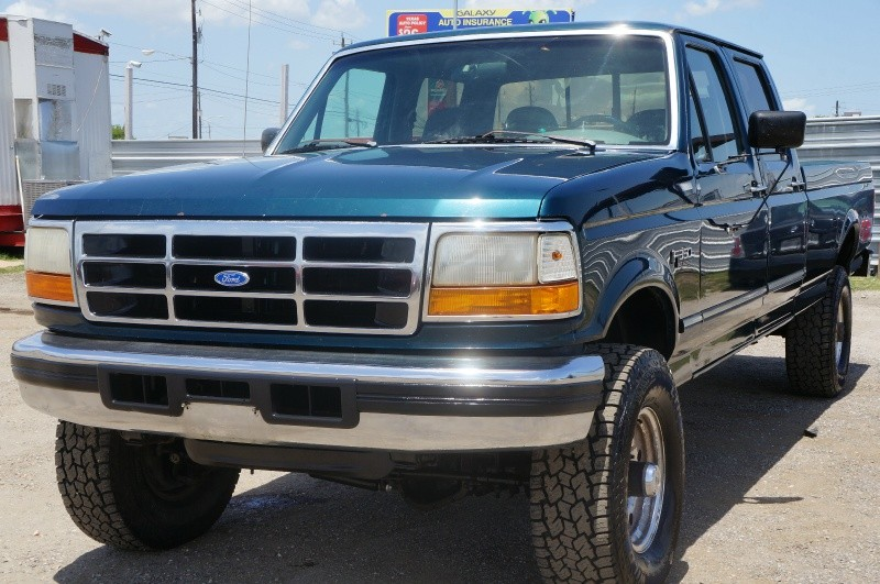 1997 Ford F 350 Crew Cab - Wiring Diagrams •