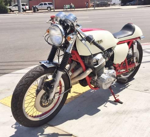 1982 Honda CM SERIES 450