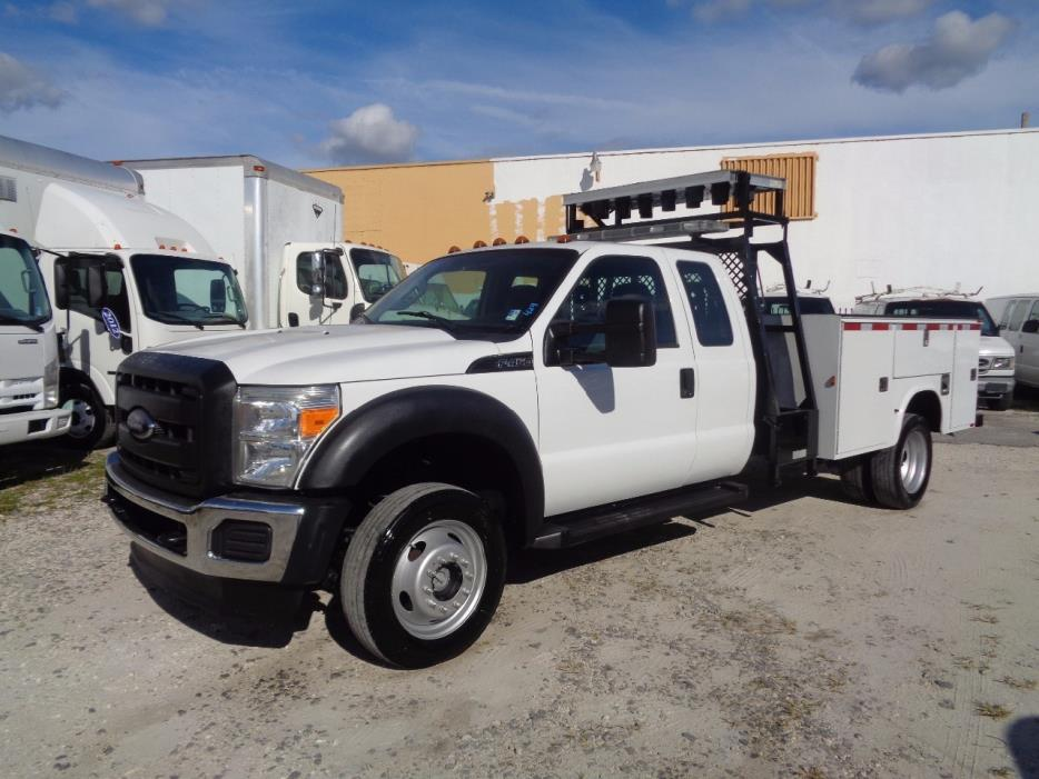 2012 Ford F450 Mechanics Truck