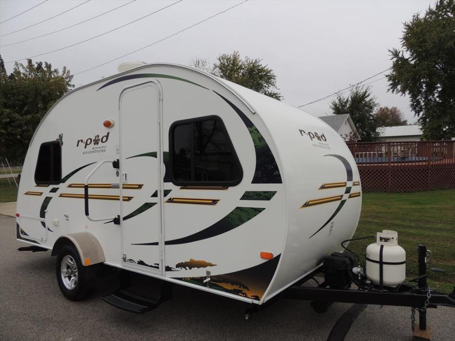 2011 Forest River R-Pod RPT177