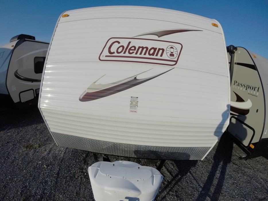2012 Dutchmen COLEMAN 265BH