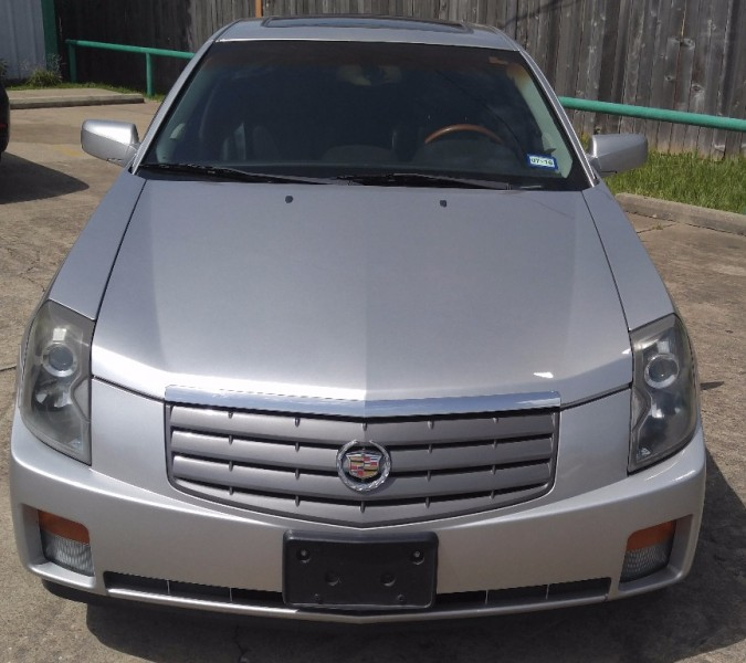 Cadillac Cts 2004 Cars For Sale