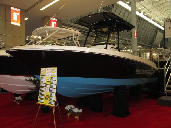 2015 Wellcraft 232 Fisherman (SCARAB)